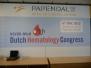 Hematologiecongres januari 2012